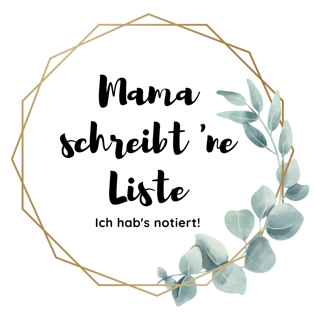 Mama schreibt 'ne Liste