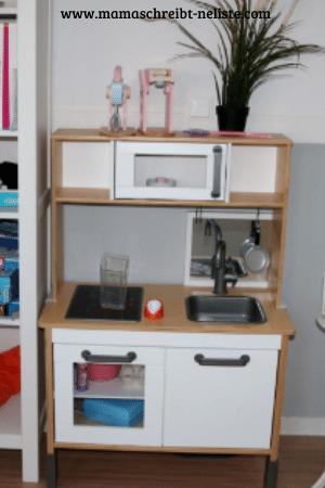Dank den Limmaland Möbelfolien strahlt unsere Spielküche nun in einem neuen Look. Klick dich mal rein:-) DUKTIG Kinderküche