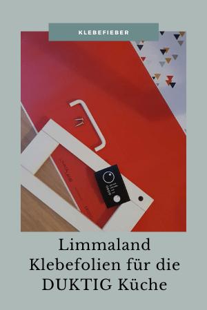 Dank den Limmaland Möbelfolien strahlt unsere Spielküche nun in einem neuen Look. Klick dich mal rein:-)