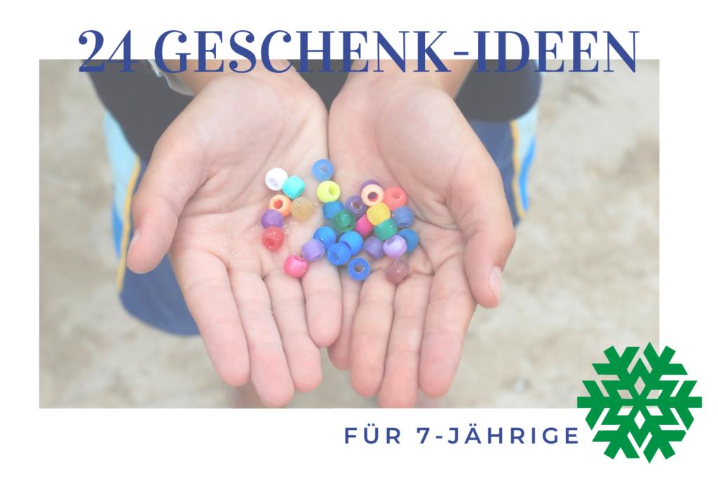 Geschenkideen für 7-jährige - Bastelperlen
