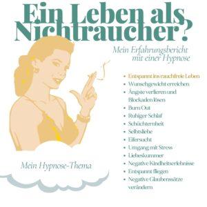 Nichtraucher dank Hypnose? Themen Hypnose Therapie