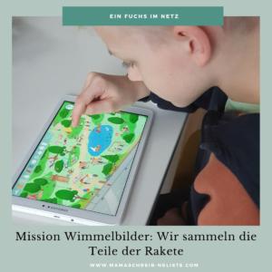 wimmelbilder fuchs im netz Missionen