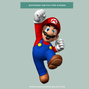 Mama schreibt 'ne Liste Nintendo Switch Spiele im Familientest RingFit Job Cons