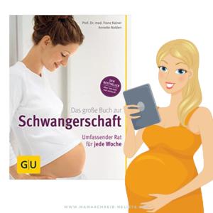 Schwangerschaft GU ABC Buchtipp