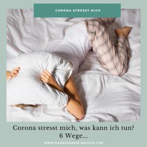 6 Wege um Stress im Alltag zu minimieren, Corona Alltag, Stress, Sport, Lesen, Schlafen, Qualität, Atmosphäre, Meditation