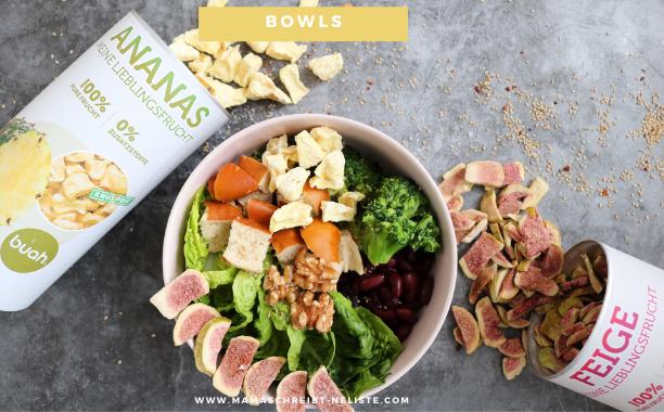 Mein Buddha Bowl Wow-Moment: Rezept, Toppings & high Protein-Saucen