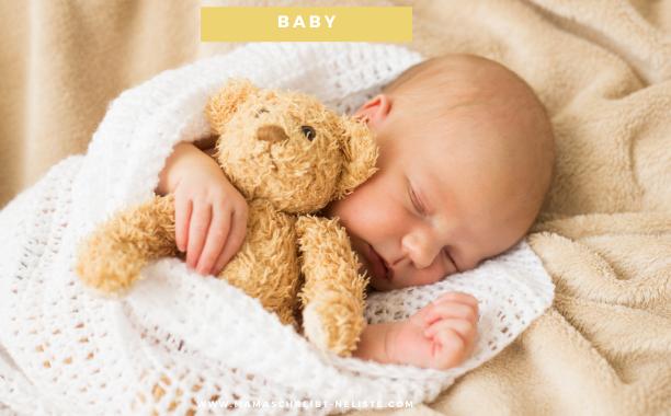 Meine 40 Tipps für Babys-Erstausstattung | Die Themen-Checkliste