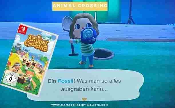 Animal Crossing New Horizons: Axt, Schaufel, Fossilien & tolle Bastelideen