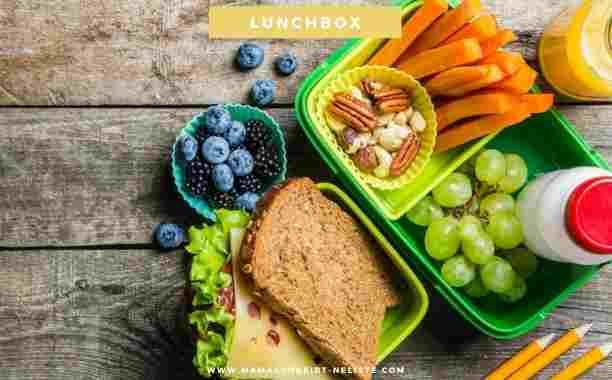 20 clevere Lunchbox-Hacks für Kindergarten und Schule