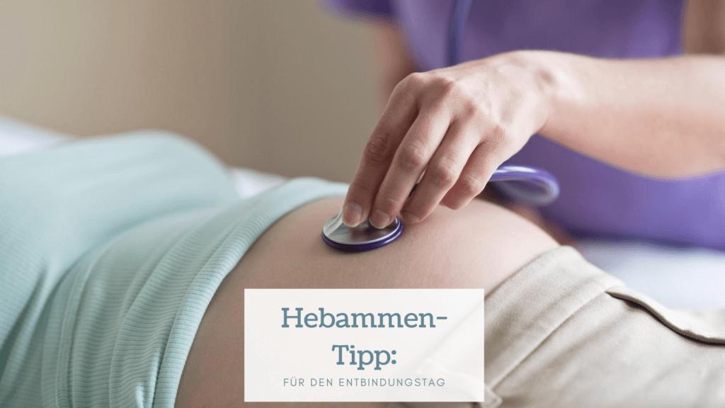 Hebammen -Tipps