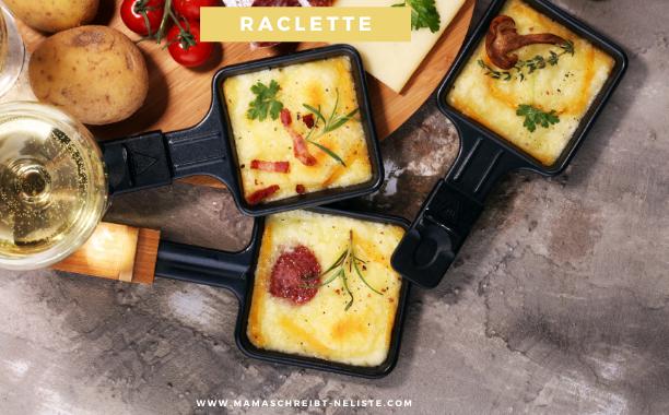 Deine Must-Have Zutatenliste für einen unvergesslichen Raclette Abend