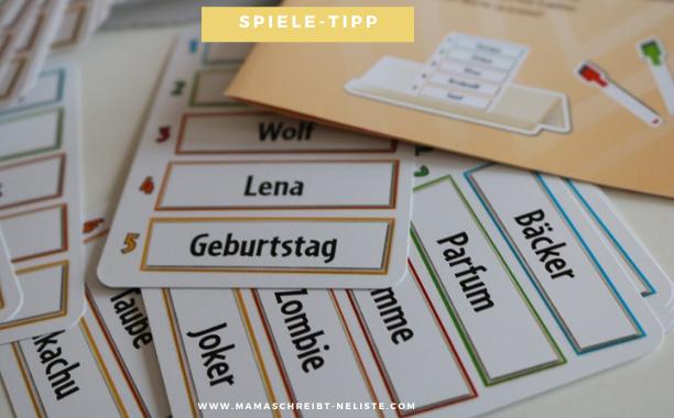 """Unsere Spiele-Empfehlung: Das Spiel des Jahres 2019 """"Just One"""""""