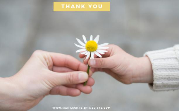 5 Tipps, wieso Dankbarkeit in deinen Alltag gehören sollte!