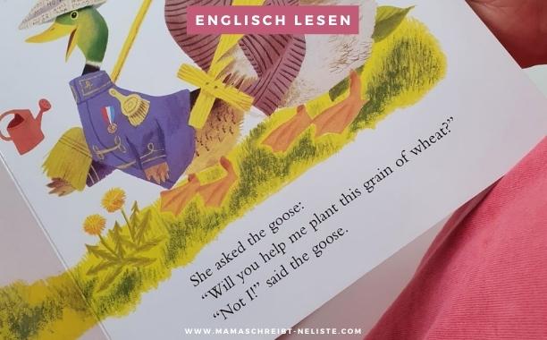 Die 7 besten Tipps, um zuhause Englisch zu lernen Bilder sagen mehr als tausend Worte klett Verlag anoki hefte englisch klasse 1, 2, 3 the Little red hen