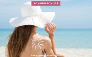 5 Tipps, die du zum Thema Sonnenschutz wissen solltest!