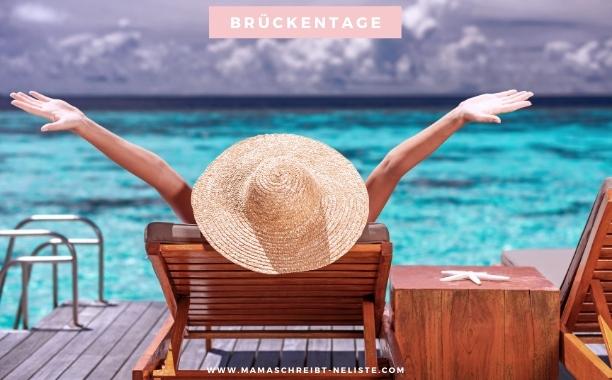 Urlaub richtig planen – nutze die Brückentage 2022! (Berlin)