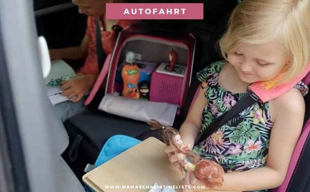 Autofahrt mit Kind? Mit diesen 15 Tipps erscheint dir jede Reise wie ein Kinderspiel