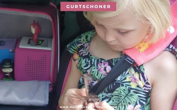 Autofahrt kinder reisen mit dem auto Jako-O Handgepäck, Koffer, Pausen geeignete Kleidung, gemütliche Kleidung  gurtschoner, Kindersitze