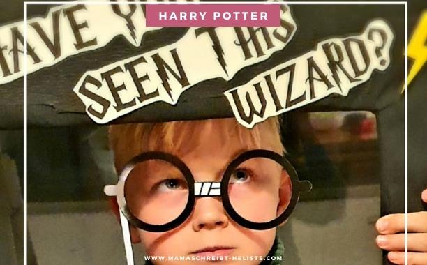 Reise nach Hogwarts – unser mega Harry Potter Motto-Geburtstag! (+Ablaufplan)