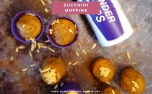 Das leckerste Zucchini Muffin-Rezept ohne Zucker! (Varoma WunderCups)
