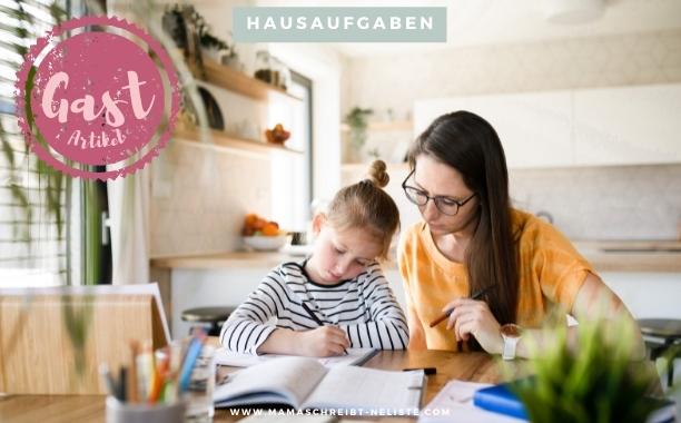 Einschulung – Das 1×1 für einen guten Start in den Hausaufgaben-Alltag (Gast-Beitrag)