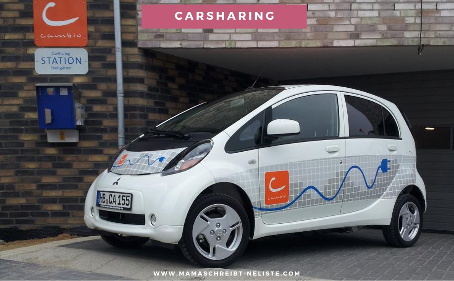 Wir möchten unsere Welt retten! Wie wir zum CarSharing gekommen sind!